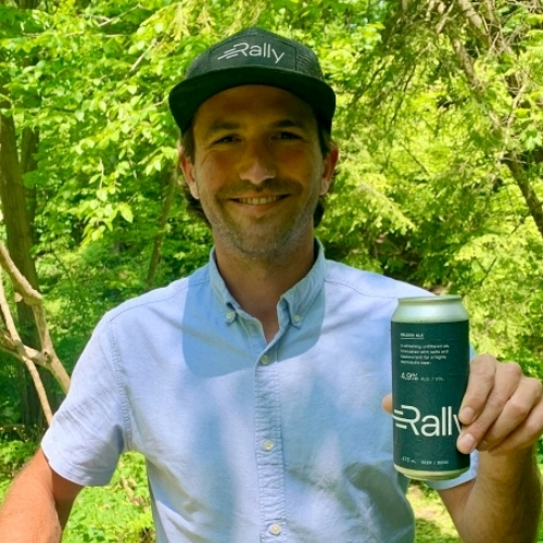 Alan Wood, Founder & CEO, Rally Beer Company