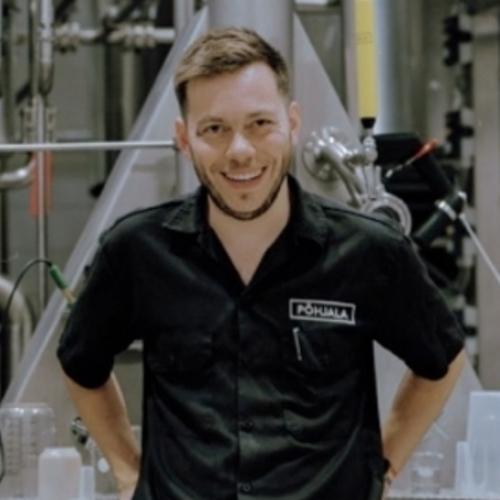 Chris Pilkington, Head Brewer, Pohjala Brewery