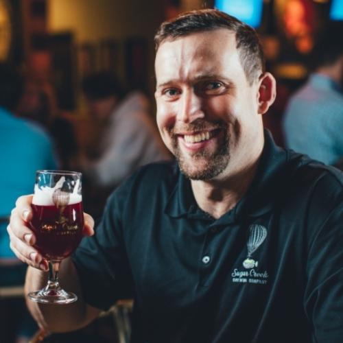Joe Vogelbacher, President & Co- Founder, Sugar Creek Brewing Co