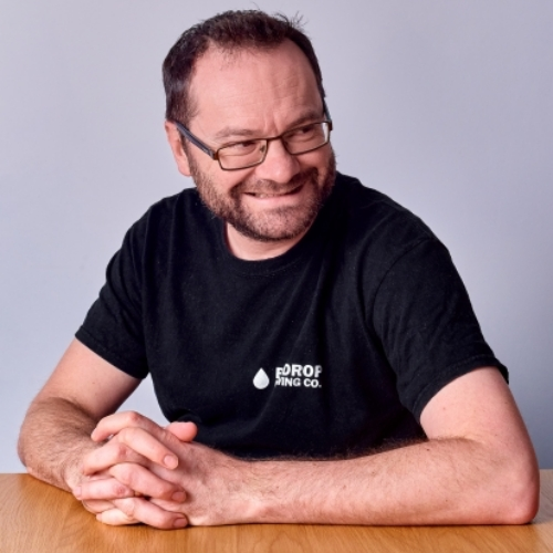 Rob Fink, Founder, Big Drop Brewing Co.