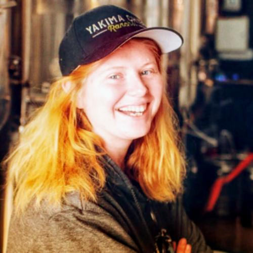 Rochelle Dunlop, Head Brewer, Afro Caribbean Brewing Company