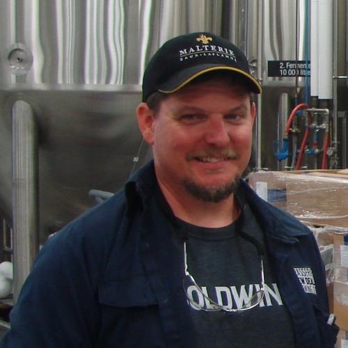 Martin Audet, Production Director, Station Agro-Biotech