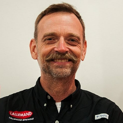 Brian Perkey, Regional Sales Manager, Lallemand