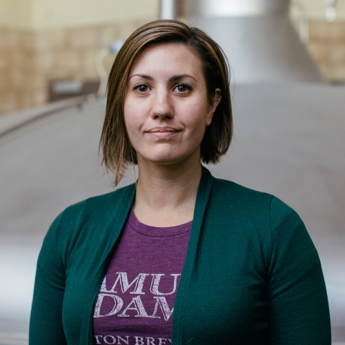 Amanda Butt, VP of Operations, Moosehead Breweries