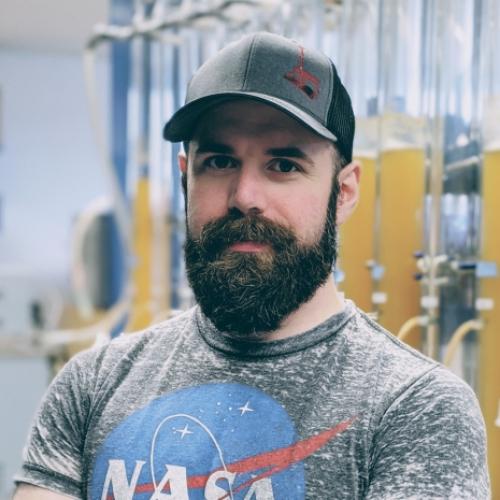 Avi Shayevitz, R&D Associate, Lallemand Brewing