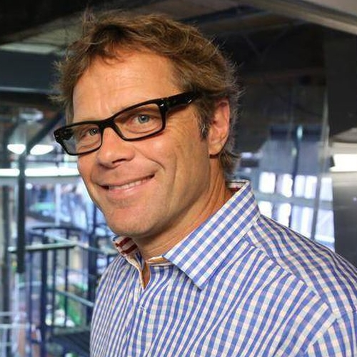 Greg Taylor, Co-Founder & CEO. Steam Whistle Brewing