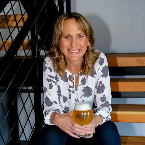 Karen Hertz, Chief Brewista, Holidaily Brewing Co.