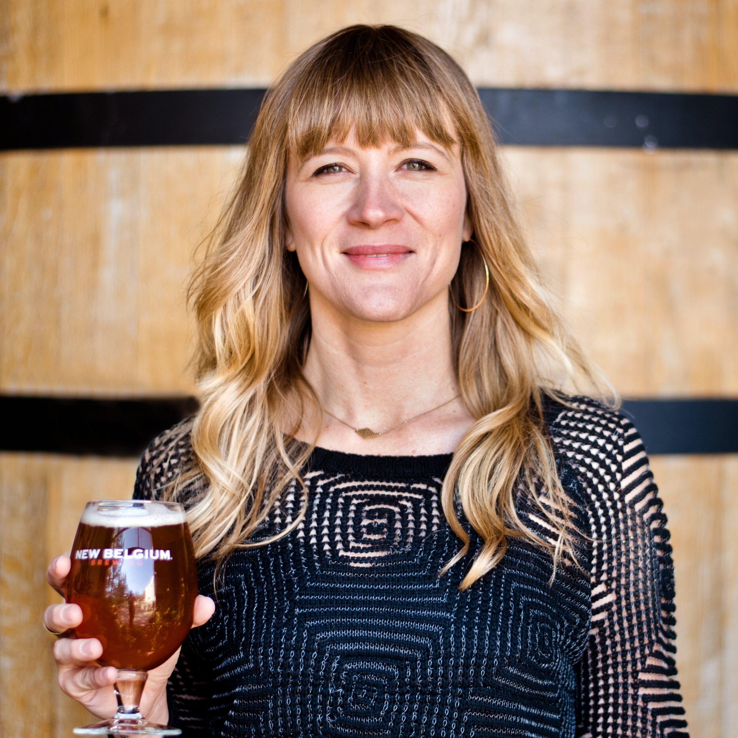 Katie Wallace, Director of Social _ Environmental Impact, New Belgium Brewing Co.