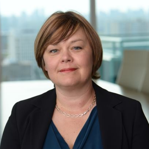 Kristine Tsaousidis, VP of SME, Global Commercial Services, American Express Canada