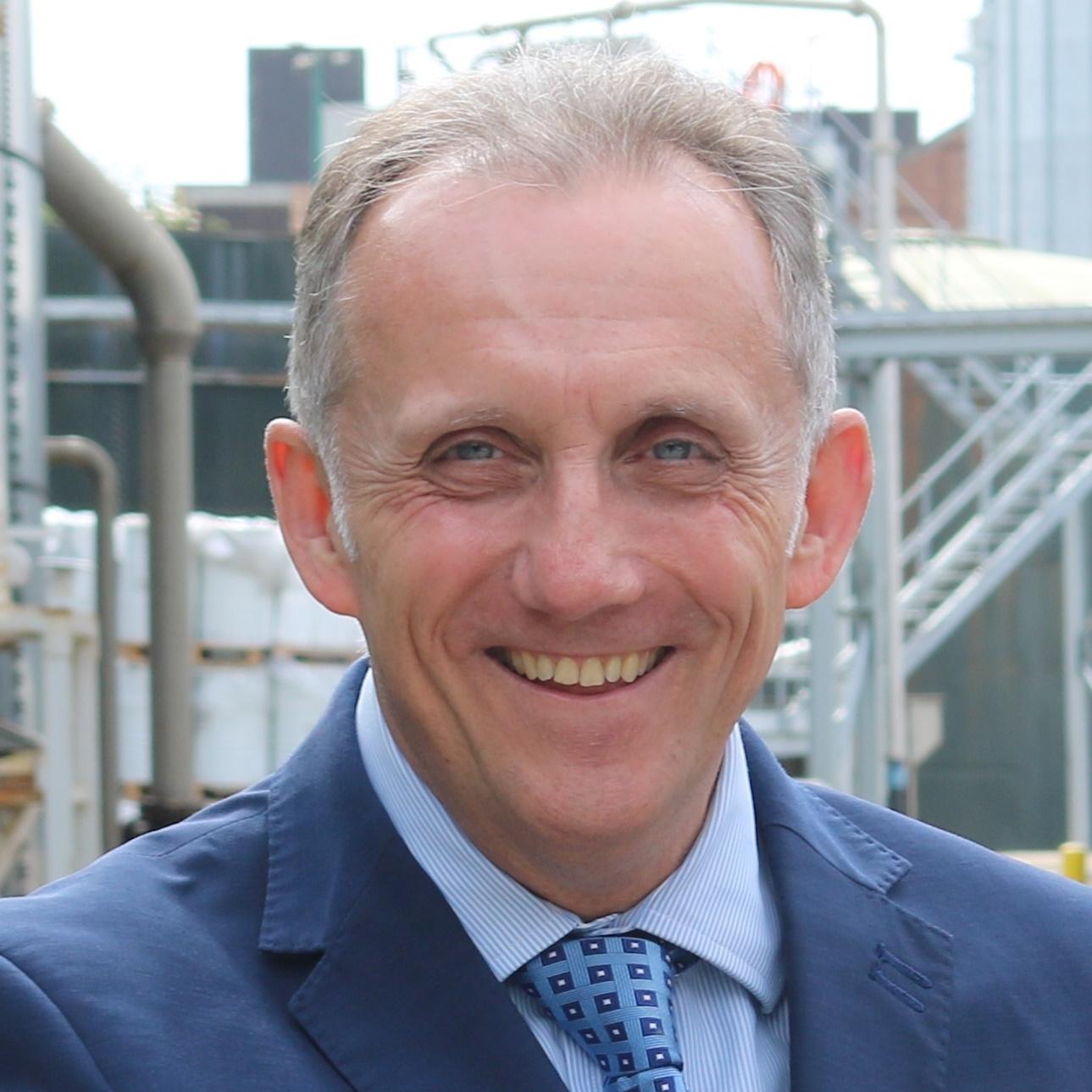 Nigel Davies, Business Advisor on Sustainability, Muntons