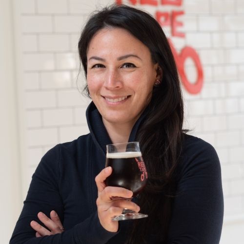 Sarabeth Holden, Owner, Red Tape Brewery