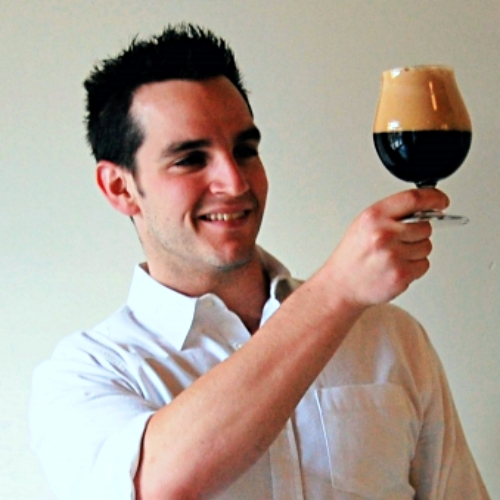 Stephen Rich, Independant Consultant Brewer (Previously Brewmaster at Cowbell)