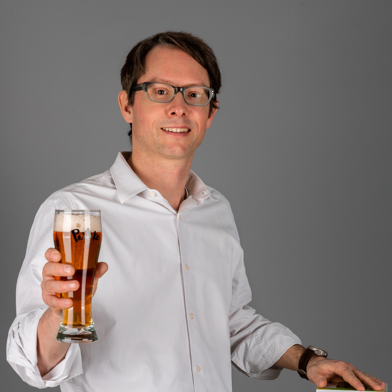 Ted Fleming, Founder & CEO, Partake Brewing